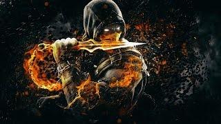 Мой клип на игру Mortal Kombat X,CE