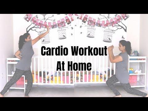 30 Min Cardio Workout At Home | FAT loss Workout at home (Hindi) | GAUTAM PRAGYA