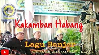 Musik Panting Lagu Banjar Kakamban Habang versi sanggar tradisional banjar tepian indah samarinda
