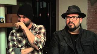 Live interview - Chad & Chris (part 1)