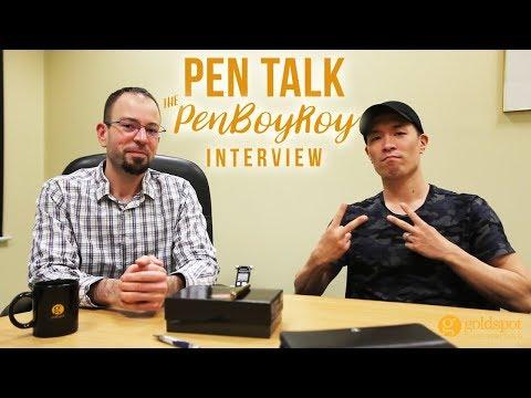 Pen Talk: The PenBoyRoy Interview