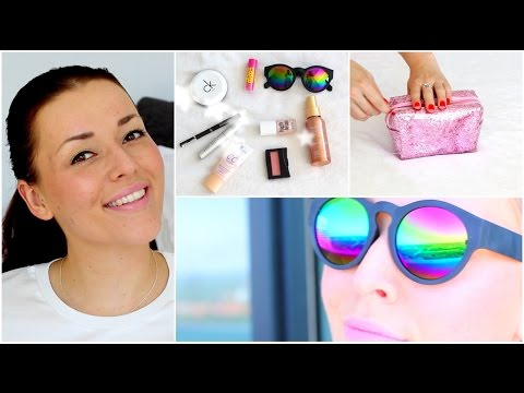 Warme zomerdag make-up look | Beautygloss