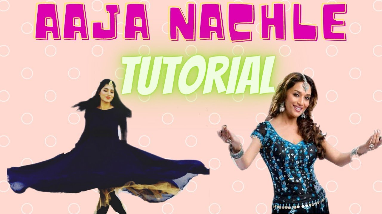 Download Aja Nachle Step by Step Dance Tutorial in Hindi   Easy dance on Aaja Nachle   Bollywood   Madhuri