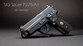 SIG P225-A1: an homage