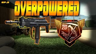 Call Of Duty: Black Ops 2: Road To Commander Ep.3 (MSMC IS OVERPOWERED)