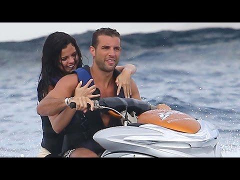 Selena Gomez Celebrates 22nd Birthday with Mystery Man & Cara Delevingne