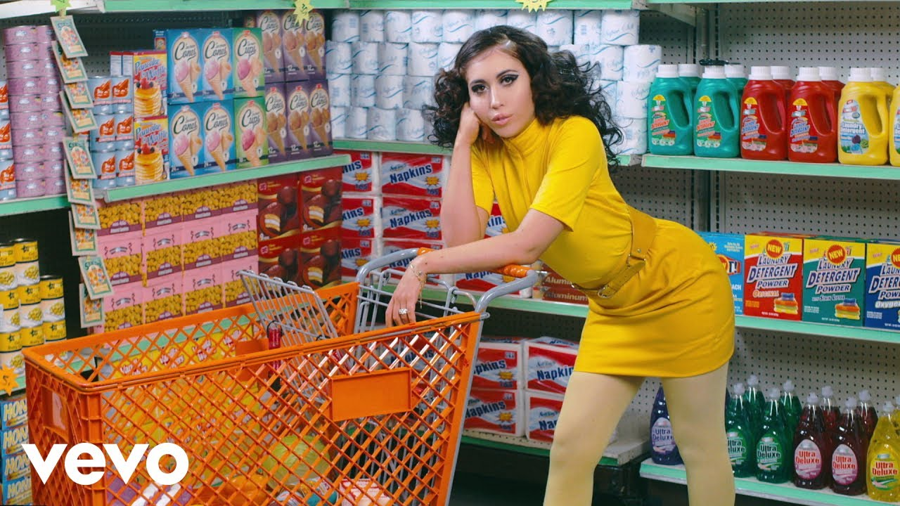Kali Uchis - After The Storm ft. Tyler, The Creator, Bootsy Collins ...