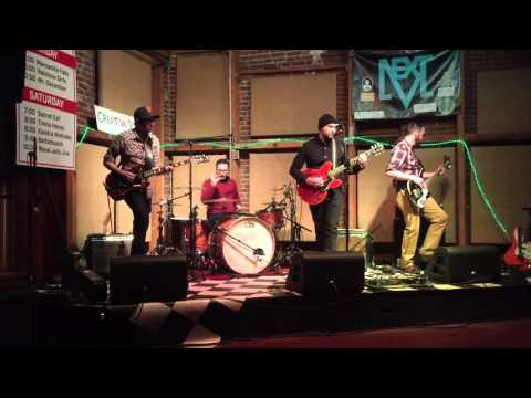Black Eye of Morning Manzanita Falls live at Arlene Francis