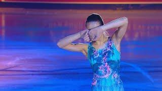 Камила Валиева Показательные выступления Чемпионат России по фигурному катанию 2021