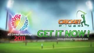Cricket Power Trailer Official