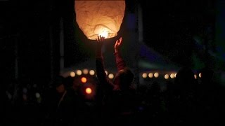 Lantern Fest at Brookdale Farms in Eureka