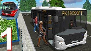 Public Transport Simulator - Gameplay Walkthrough Part 1 (Android, iOS) screenshot 4