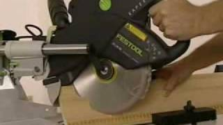 Festool Kapex  Sliding Compound Mitre Saw