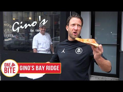 Barstool Pizza Review - Gino's (Bay Ridge)