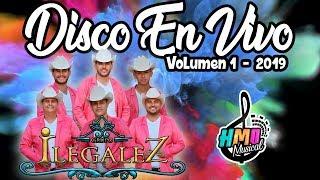 Grupo Ilegalez - Disco en Vivo 2019 || CD Completo || Descarga