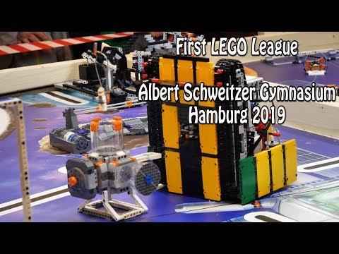 Bericht: First LEGO League Mit Mindstorms In Hamburg 2019