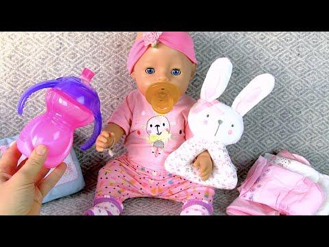 Новая Смесь Для Беби Бон, Малышка Не Наедается  Как Мама Играла в Куклы Кормила из Соски 108мама тив