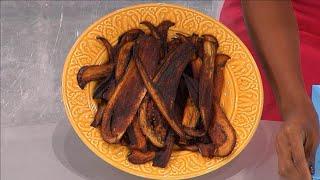 Buzz or Bust: Eggplant Bacon