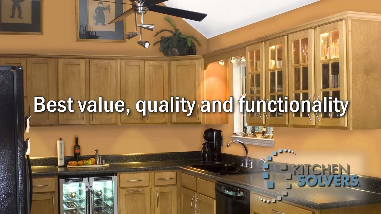 Kitchen Solvers Web Video