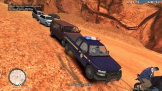 LCPDFR - Officer Speirs - Desert Patrol Day 3