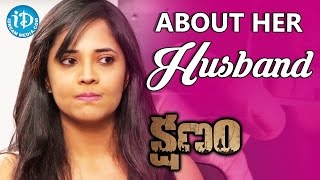 Video Anchor Anasuya About Her Husband || Kshanam Movie || Talking Movies With iDream download MP3, 3GP, MP4, WEBM, AVI, FLV Agustus 2018