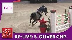 Re-Live - Jumping (CSI4*) - Mevisto Amadeus Horse Indoors - S. Oliver Championat von Salzburg