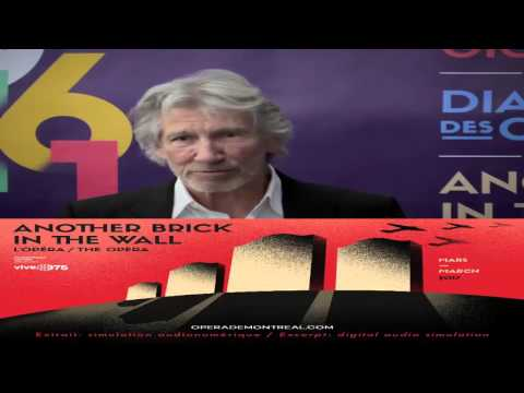 Roger Waters Collaborating on Opera Based on Pink Floyd's The Wall L'OPERA Interview 2016