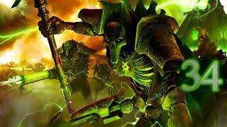 Warhammer 40,000: Dawn of War Dark Crusade Nekroni #34 (Gameplay PL, Zagrajmy)