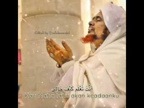 Habib Umar Bin Hafidz Sholawat Dalam Do A
