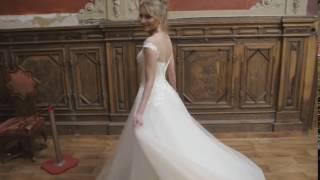 Купить свадебное платье А-силуэт