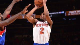 Langston Galloway Rookie Season Highlights w/ New York Knicks