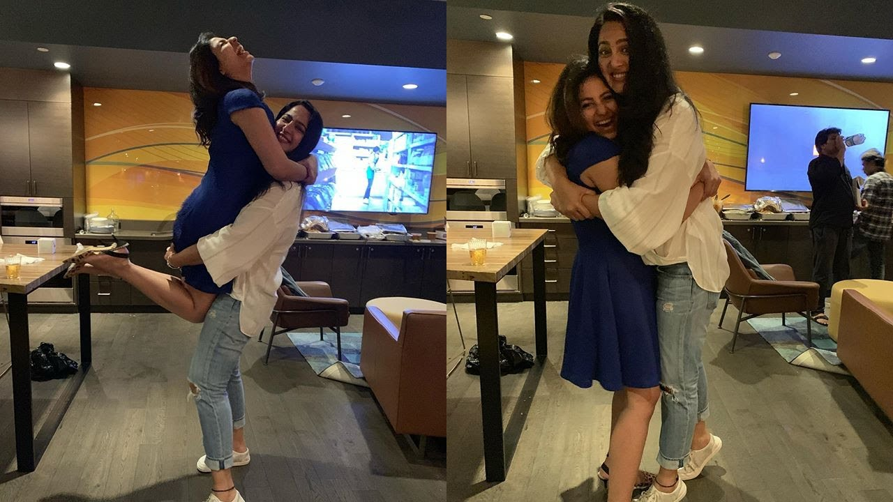 Image result for anushka and anjali birthday