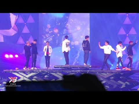 180603 EXO 엑소 - Don't Go (나비소녀) - EXO PLANET #4 - The ElyXiOn in Hong Kong [직캠]