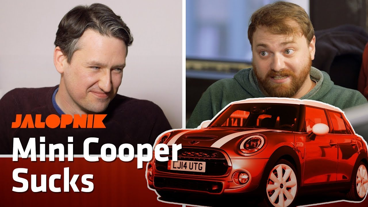 e61fc74d0bf9 Mini Coopers Are Bad Cars