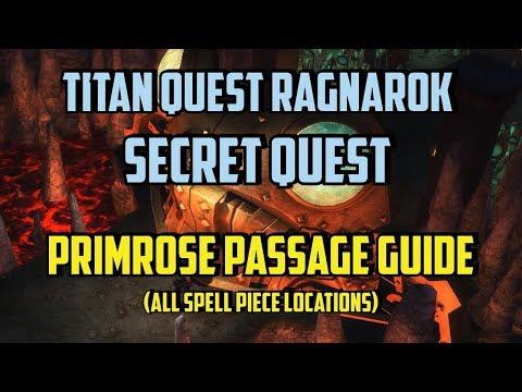 Titan Quest Vault All Items