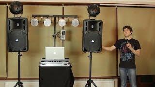 Mobile DJ Setup Tour Pt1 | My Small Setup