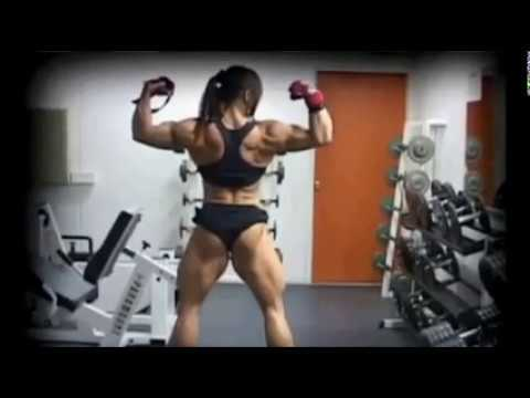Blonde Flexing and Lifting Weights from YouTube · Duration:  1 minutes 40 seconds