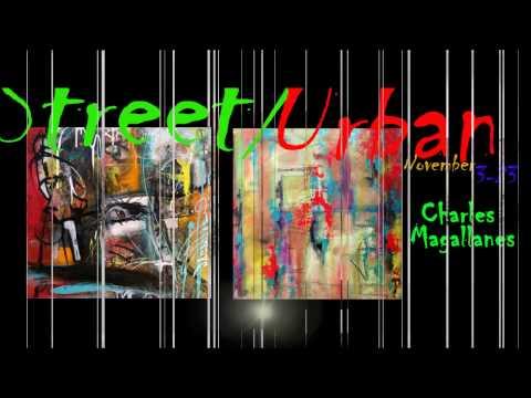 Charles Magallanes Artist Talk