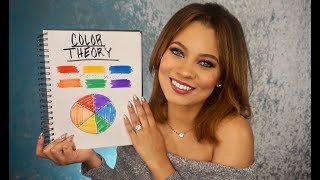 HOW TO COLOR HAIR LIKE A PRO! COLOR THEORY! | Brittney Gray