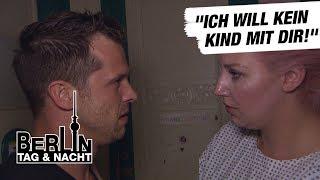 Berlin - Tag & Nacht - Basti lässt die Bombe platzen! #1544 - RTL II