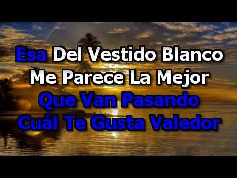 Karaoke  Arboles De La Barranca  El Coyote