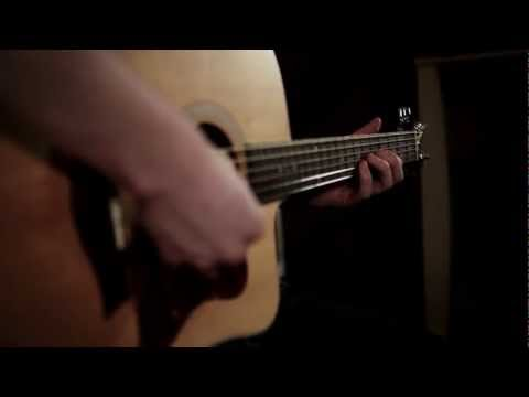Yellow Acoustic Guitar (Coldplay Cover)
