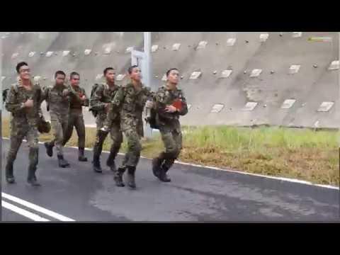 Maktab Tentera Diraja Latihan Ketenteraan Putera Mtd April 2019 Youtube