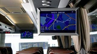 Mercedes Benz Travego vs Setra S 417 HDH vs Volvo 9900