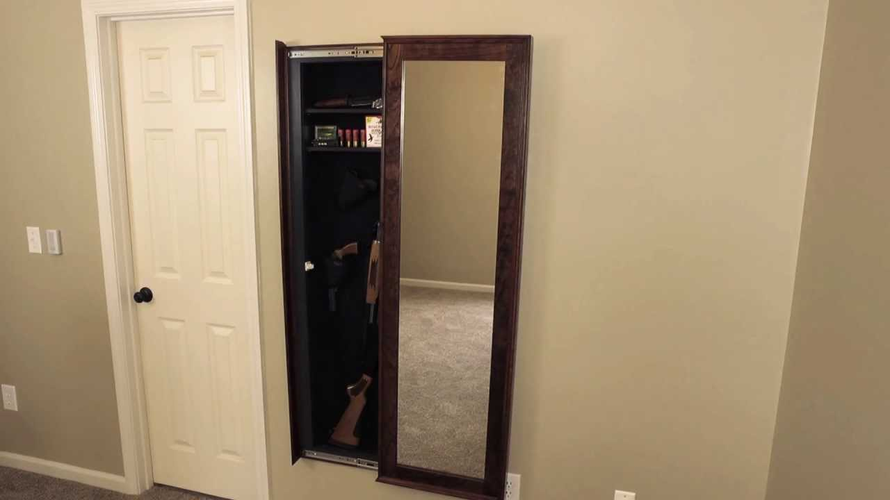 Stealth wall concealed storage youtube amipublicfo Image collections