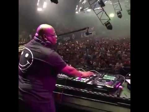 Carl Cox dropping Joe Brunning - Now let me see you work @ Ultra, Miami 2018