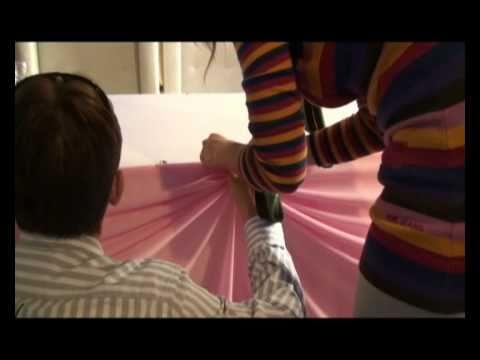Ютуб мастер класс драпировки тканью подробно #7