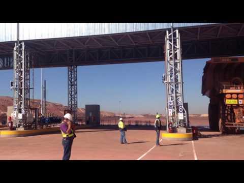 Sishen Mine's New Filling Station Upgrade Project