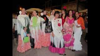 V Feria de Abril de Las Palmas de Gran Canaria.wmv