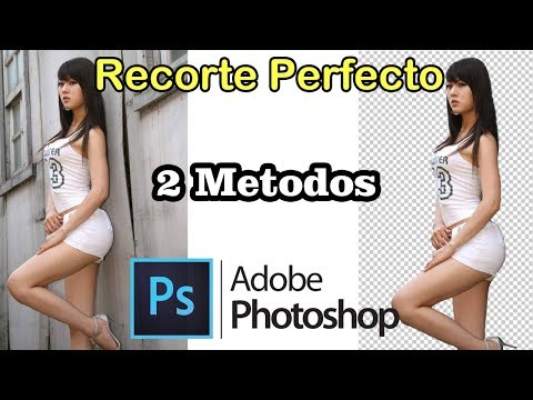 Recorte perfecto con Photoshop CC y CS6